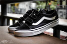 ISNEAKERS Vans Old Skool EZ 黑白 魔鬼氈 基本款 滑板鞋 554236-0001