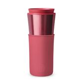 【HYDY】兩用隨行保溫杯 桑格莉亞-玫瑰金 (450ml)