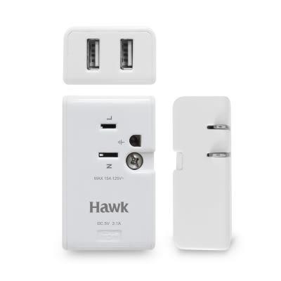 Hawk D1旅行家AC/USB充電擴充座