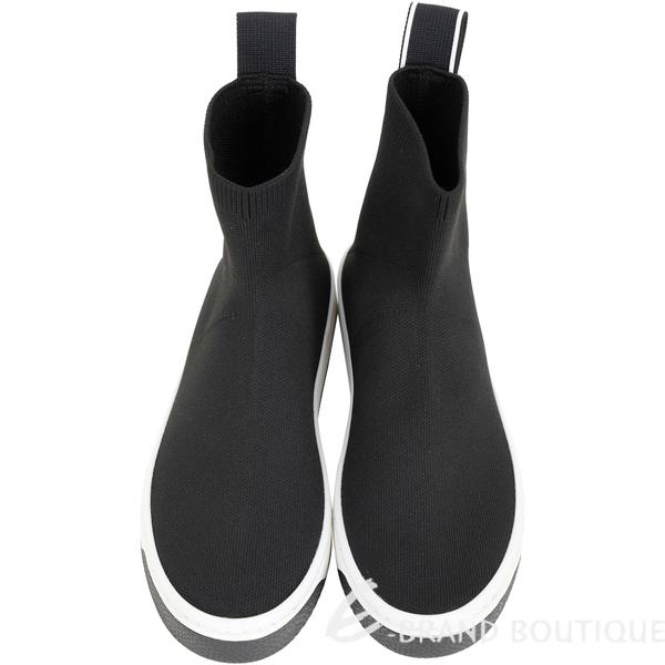 Marc Jacobs Dart 標籤彈性面料襪套運動鞋(女款/黑色) 1920052-01