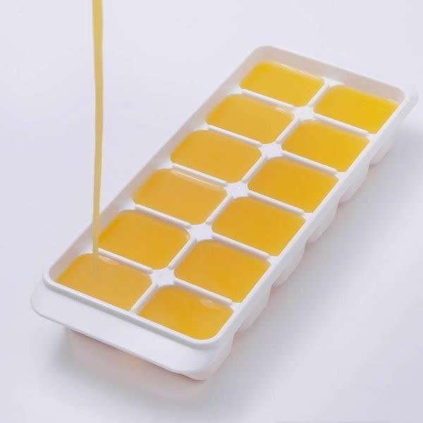 [霜兔小舖]日本製 BABY副食品專用盒離乳(製冰盒)更衛生~12格*25cc