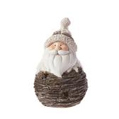 聖誕樹枝老公公擺飾 18cm