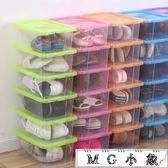 加厚透明鞋盒塑料抽屜式收納盒
