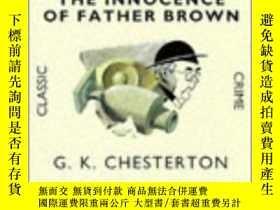 二手書博民逛書店The罕見Innocence Of Father Brown (father Brown Mystery)Y2