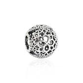 Pandora 潘朵拉 魅力鏤空花卉 純銀墜飾 串珠