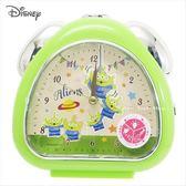 日本限定 迪士尼 玩具總動員 三眼怪 星球版 鬧鐘 / 時鐘