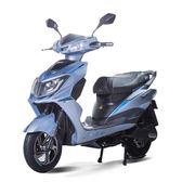 電瓶車 新款男士女成人電動車大踏板小龜王電摩托車60V igo玩趣3C