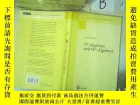 二手書博民逛書店C罕見ALGEBRAS AND W-ALGEBRAS C-代數與W-代數Y261116