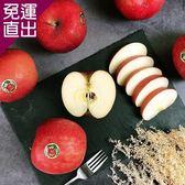愛上水果 日本青森富士蘋果9顆禮盒裝*1盒(約280g/顆)【免運直出】