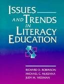 二手書博民逛書店 《Issues and Trends in Literacy Education》 R2Y ISBN:0205157793│Allyn & Bacon