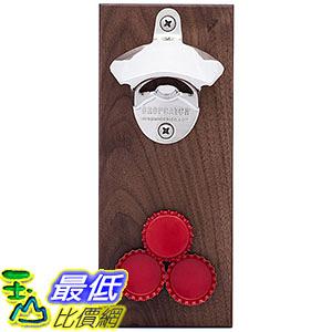 [美國直購] DropCatch Porter 壁面開罐器 Magnetic Bottle Opener & Cap Catcher, 70 Caps