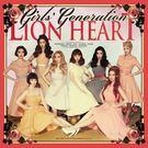 少女時代 Lion Heart  台灣獨家盤 CD附DVD   (音樂影片購)