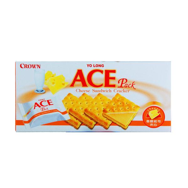 ACE-優龍 起司夾心餅 (125g) 有效期限2018/12/13