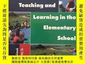 二手書博民逛書店Teaching罕見and Learning in the El