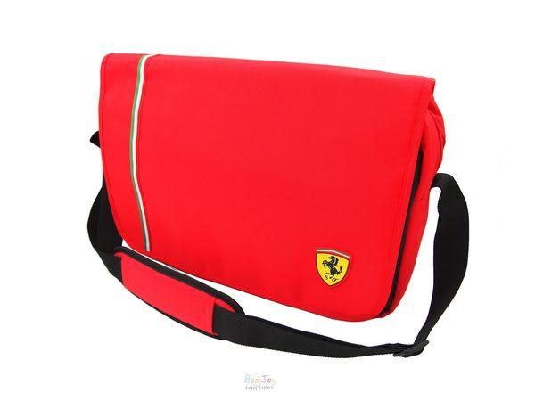 Ferrari 法拉利 郵差包 (紅色)