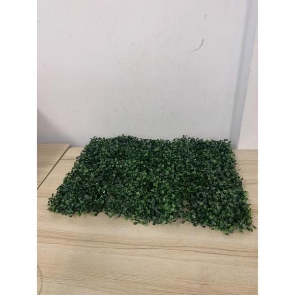 塑膠人工草皮草坪地毯假草坪仿真草地仿真植物牆(60*40/@777-11643)