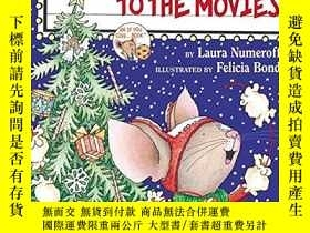 二手書博民逛書店If罕見You Take A Mouse To The MoviesY255562 Numeroff, Lau
