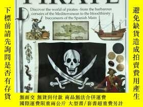 二手書博民逛書店EYEWITNESS罕見GUIDES 59 PIRATE 大型本