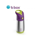 澳洲 b.box 不鏽鋼吸管保冷杯350ml(葡萄紫)(保溫)[衛立兒生活館]
