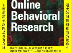 二手書博民逛書店Advanced罕見Methods For Conducting Online Behavioral Resear