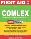 二手書博民逛書店《First Aid for the COMLEX, Second Edition》 R2Y ISBN:9780071600255