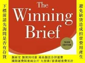 二手書博民逛書店The罕見Winning Brief: 100 Tips For