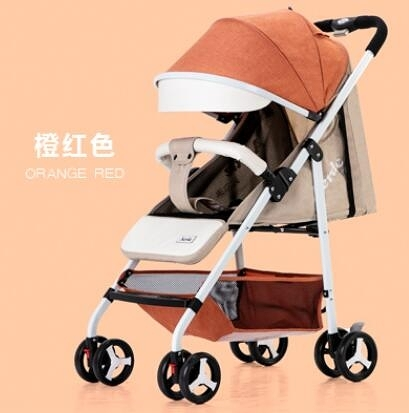嬰兒車 嬰兒推車超輕便