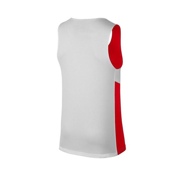 Nike AS M Tank Reversible [867767-658] 男 籃球 運動 背心 透氣 雙面 紅白