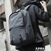 後背包 男士後背包背包男休閒學生書包旅行包15.6寸電腦包男時尚潮流【果果新品】