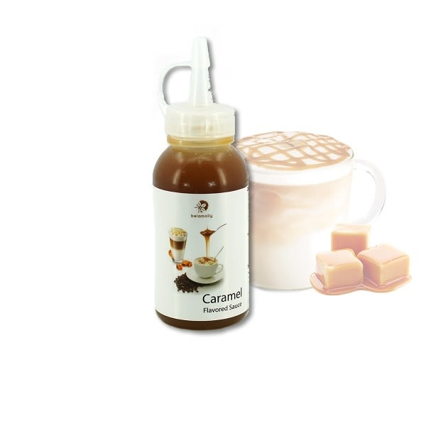 SYR-08 焦糖風味糖醬/淋醬 咖啡, 飲品, 奶茶, 甜點專用