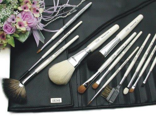 O`ICHE珍珠彩妝刷具組-專業組 美容彩妝刷具套組 【甜心美甲材料批發網】P1PN