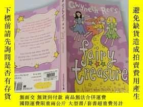 二手書博民逛書店fairy罕見treasure :仙女寶藏.Y200392
