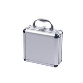鋁合金工具箱子手提式小號鎖扣箱多功能手機盒子五金保險箱收納箱 樂活生活館