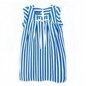 『小鱷魚童裝』海洋風直條紋洋裝(08號~16號)535353