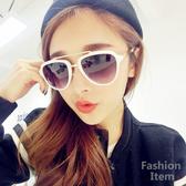 百搭白框造型太陽眼鏡 墨鏡 2929