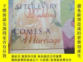 二手書博民逛書店After罕見Every Wedding Comes a MarriageY314398 看圖 看圖