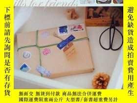 二手書博民逛書店給友達の禮物:罕見表達心意的100分包裝Y188953 黃雪春