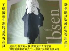二手書博民逛書店SAID罕見ABOUT IBsen -BY Norwegian writersY3701 henrik gyl