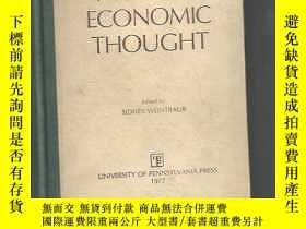 二手書博民逛書店Modern罕見Economic Thought 【英文原版 精裝 品佳】現代經濟學思想Y13822 Sidn
