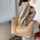 熱賣側背包 包包女夏小眾2021新款手提通勤大容量側背包夏季百搭小清新托特包 coco