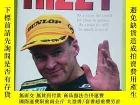 二手書博民逛書店Hizzy:罕見The Autobiography of Steve Hislop 1962-2003Y146