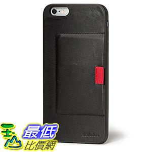 [美國直購] Distil Union WTP6P (5.5吋) 黑色 皮夾式 Wally Wallet iPhone 6/6s Plus Case 手機殼 保護殼