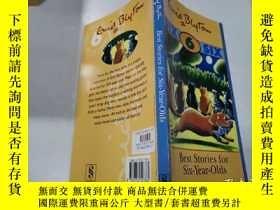 二手書博民逛書店best罕見stories for seven year olds:七歲兒童最佳故事Y200392 不祥 不祥