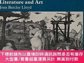 二手書博民逛書店African罕見Animals in Renaissance Lit & Art-文藝復興時期的非洲動物藝術