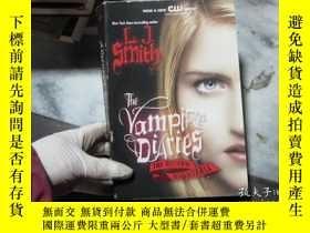 二手書博民逛書店the罕見Vampire diaries:the return: