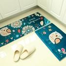 廚房地毯  地毯地墊門墊墊子地墊進門廚房地毯浴室防滑墊長條防滑衛生間地墊 MKS交換禮物