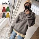 LULUS-Y內刷毛連帽上衣-4色【01190750】