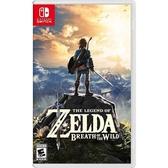 任天堂 Nintendo Switch 薩爾達傳說 荒野之息 荒野之息 歐美版 有中文