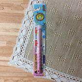 日本 STB Higuchi 兒童專用牙刷 兒童牙刷 360度 3歲以上(粉色) - 超級BABY