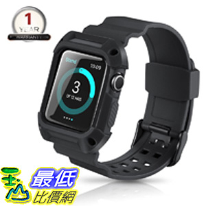 [106美國直購] 錶帶 Apple Watch Band 42mm Protective Case,Youkex Replacement Straps with Rugged